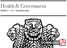 i2P India Youth Expedition » Education » Themes & Modules