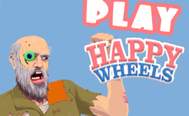 Happy Wheels Game The Impossible Game