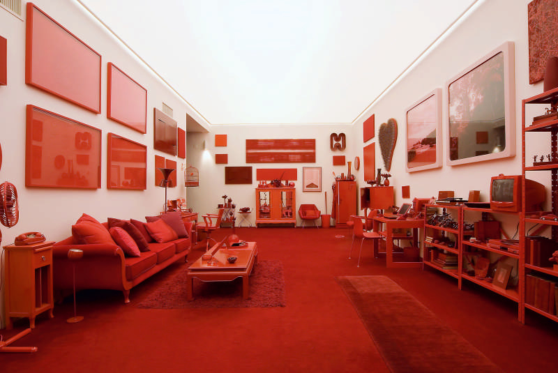 Desvio para o vermelho, 1967-84
