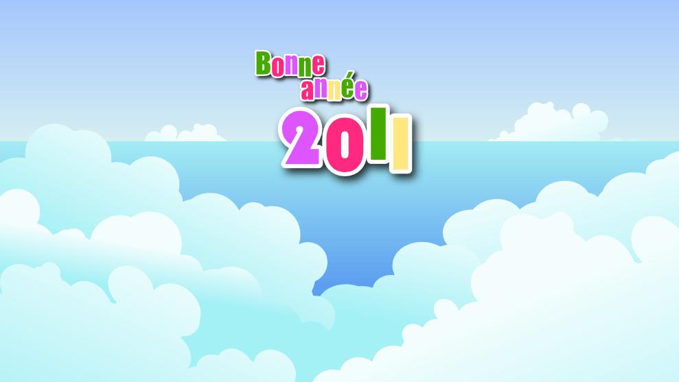 2011 bonne année