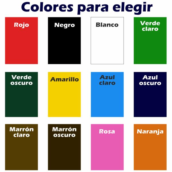 colores rebajas