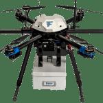 Un drone impreso en 3D hace la primera entrega de paquetería urbana