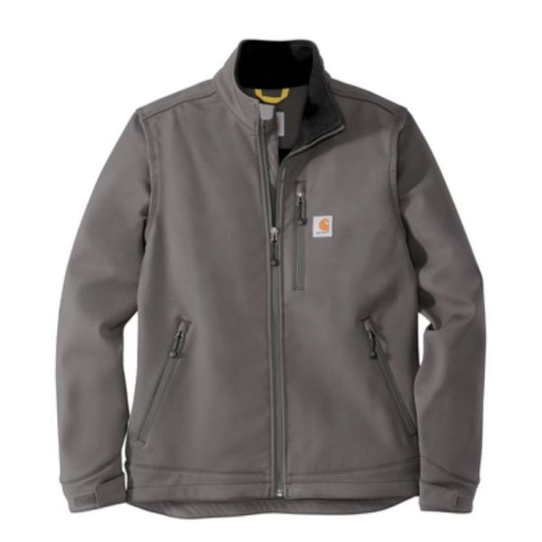 Dark grey Carhartt Soft Shell Jacket