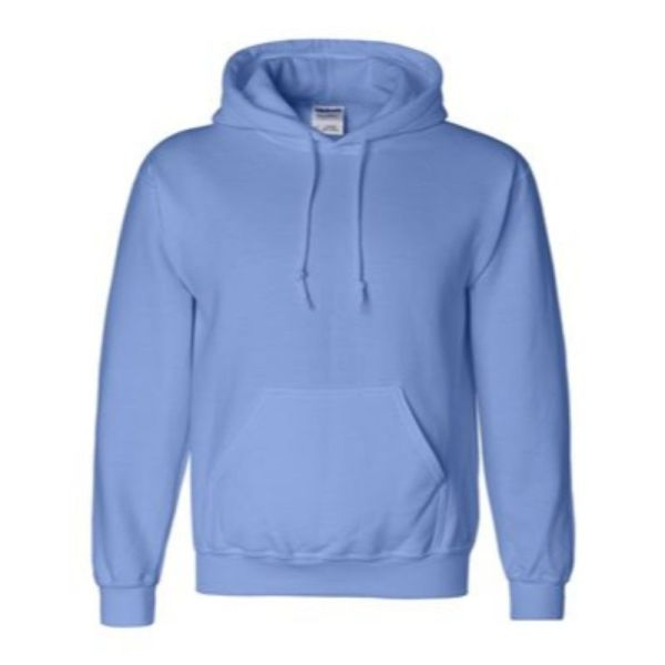 Hooded Sweatshirt, Carolina Blue