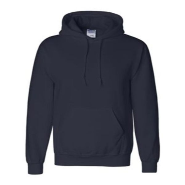 Hooded Sweatshirt, Navy
