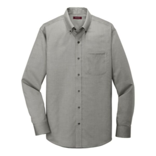 Mens dress shirt, Charcoal