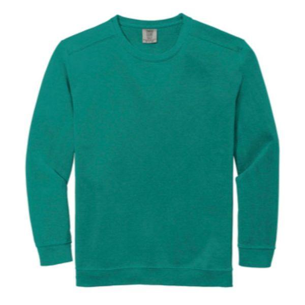 Comfort Colors Ring Spun Crewneck Sweatshirt, Seafoam