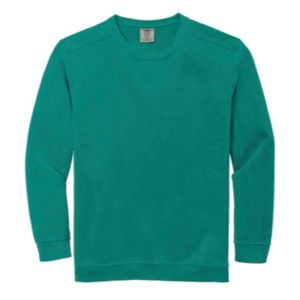 Comfort Colors Ring Spun Crewneck Sweatshirt, Seafoam