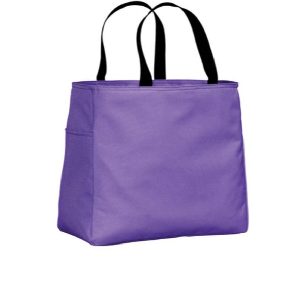 B0750 tote Hyacinth