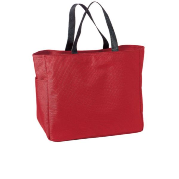 B0750 tote Red
