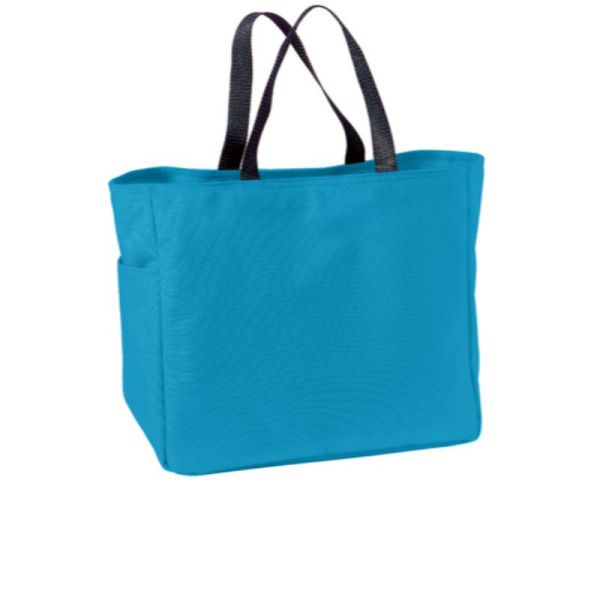 B0750 tote Turquoise