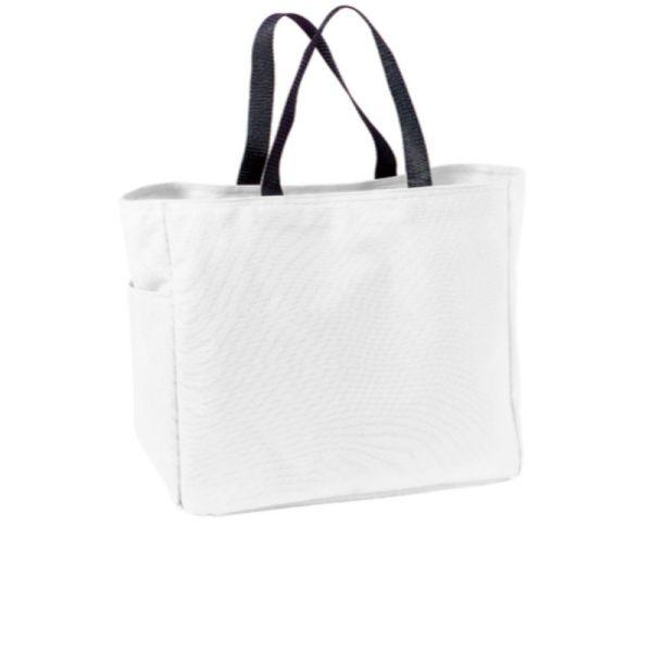 B0750 tote White