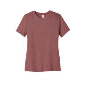 Ladies tee, mauve