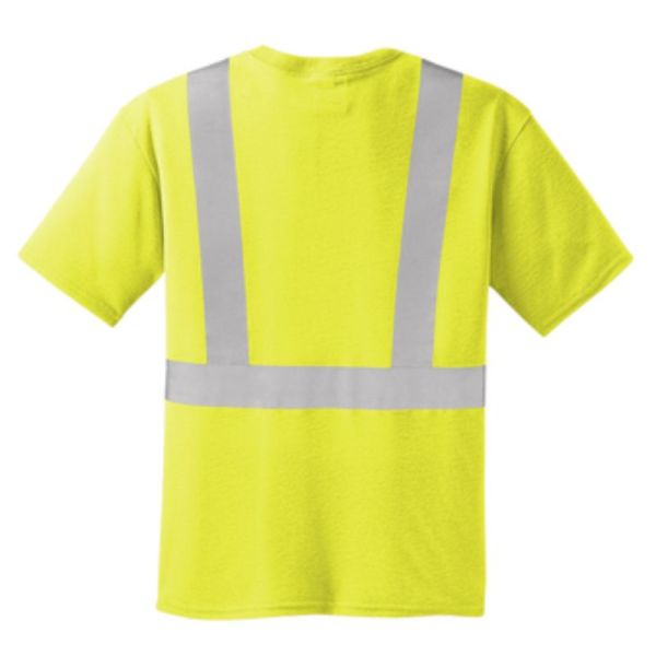 Tee Shirt Safety Yellow