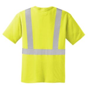 Tee Shirt Safety Yellow