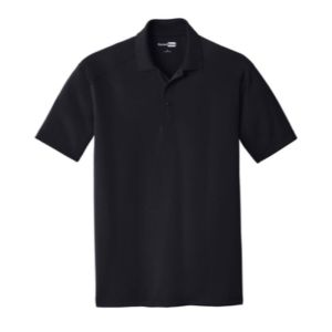 Snag-Proof Moisture-wicking Polo, Navy