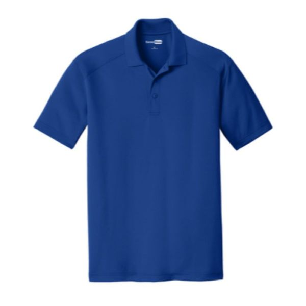 Snag-Proof Moisture-wicking Polo, Royal