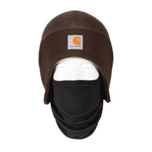 Carhartt 2 in 1 hat Brown