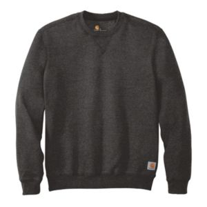 Carhartt crew neck sweatshirt, Carbon Heather