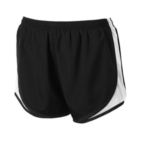 LST304 Shorts BlkWht