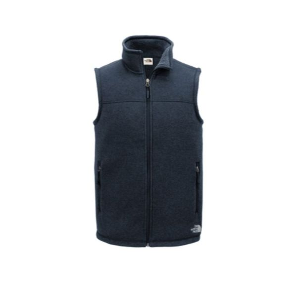Full zip sweater vest