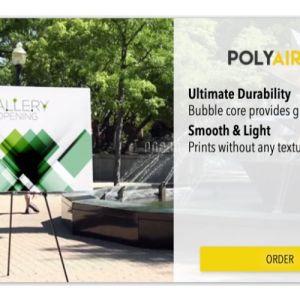 PolyAir signage