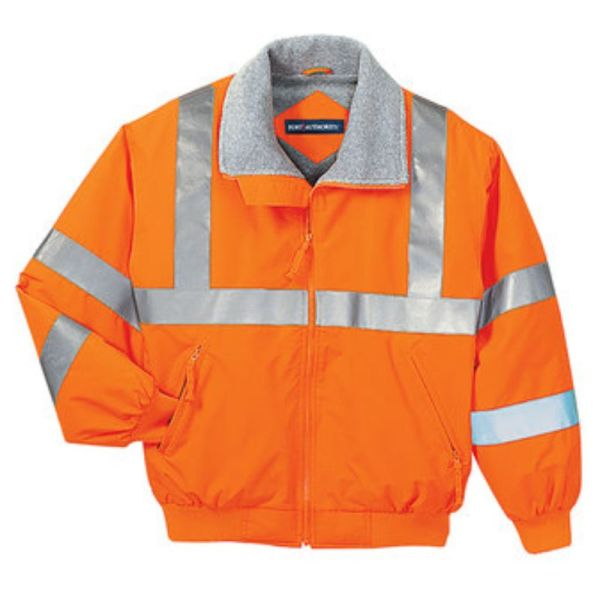 Jacket Safety Orange