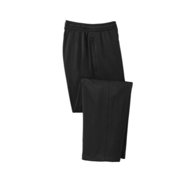 ST237 pants Black