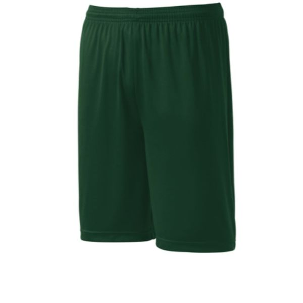 ST355 Shorts ForestGreen