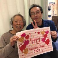 2020年バレンタインデー(^-^)