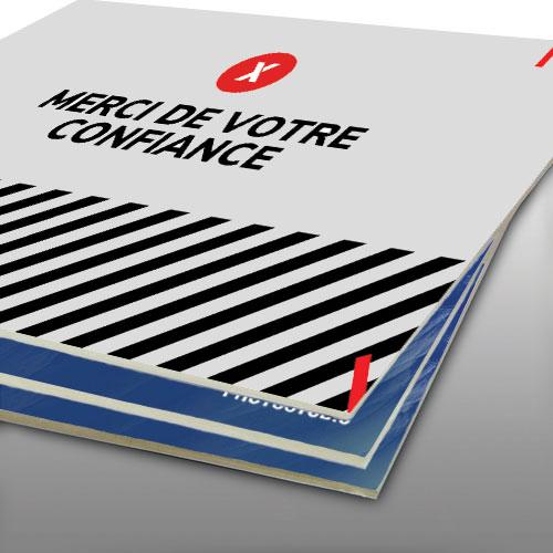 Impression Panneau Foamcore Laval Montréal Québec
