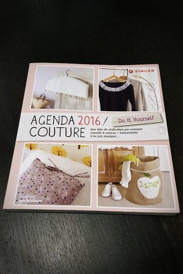 Agenda couture 2016 Marie-Claire Singer