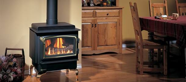 Regency Classic™ C34 Small Gas Stove