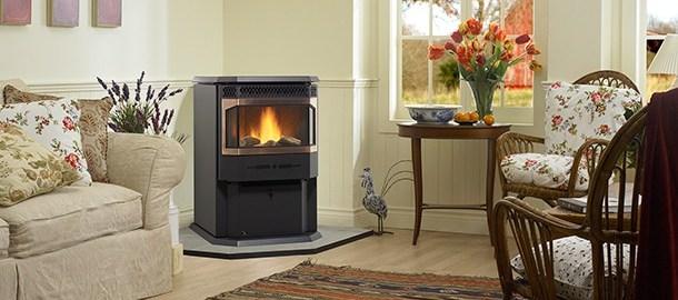 Regency Greenfire™ GF55 Medium Pellet Stove