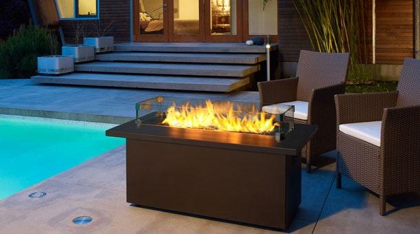 Regency Plateau® PTO30CFT Outdoor Gas Firetable