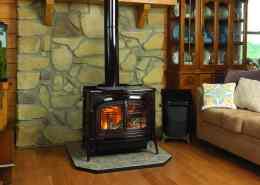 Encore® FlexBurn™ Wood Burning Stove