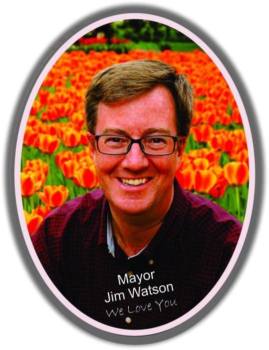 Jim Watson Ottawa Mayor