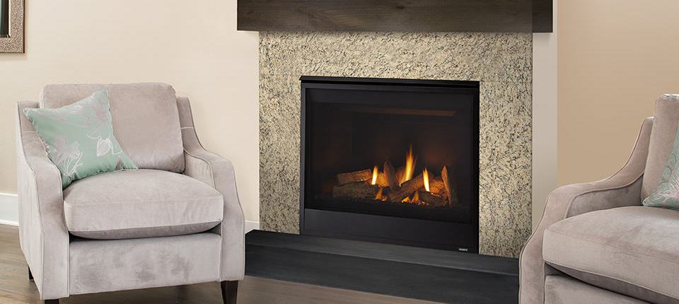 Majestic Quartz Fireplace