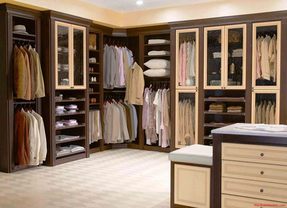 Wardrobe Design Ideas For Your Bedroom (46 Images