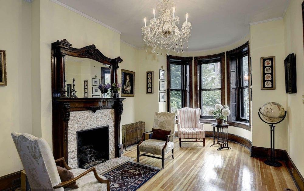 Modern Gothic Victorian House Interior Novocom Top