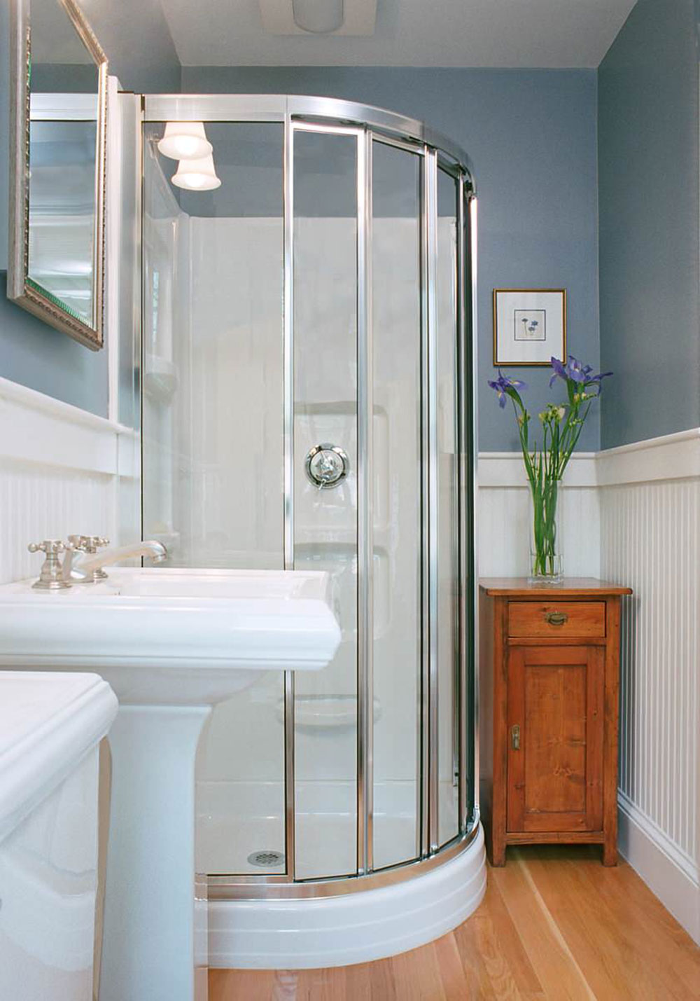 Beautiful Small Bathrooms How To Make A Small Bathroom Look Bigger Tips And Ideas