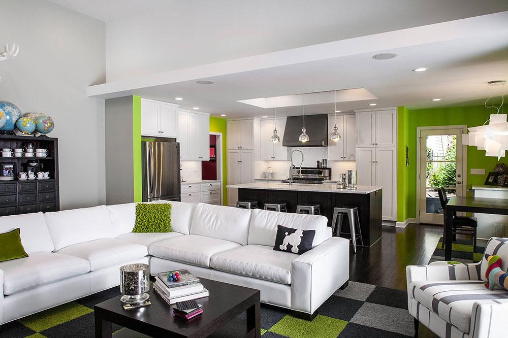Interior Design For Living Room With Open Kitchen Novocom Top