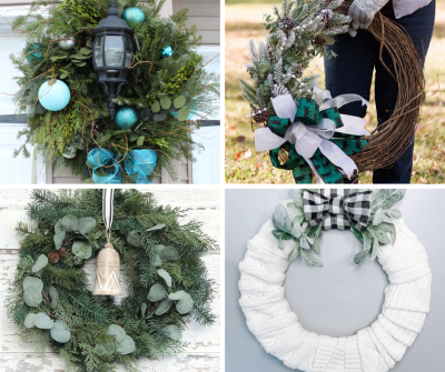 holiday- seasonal- wreath- diy- decorating- home design- floral design- gardening- hastings- Minnesota- eye candy