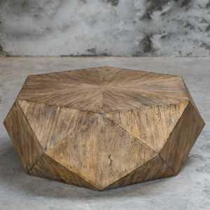 Geometric wood table Impressive Windows and Interiors Hastings MN