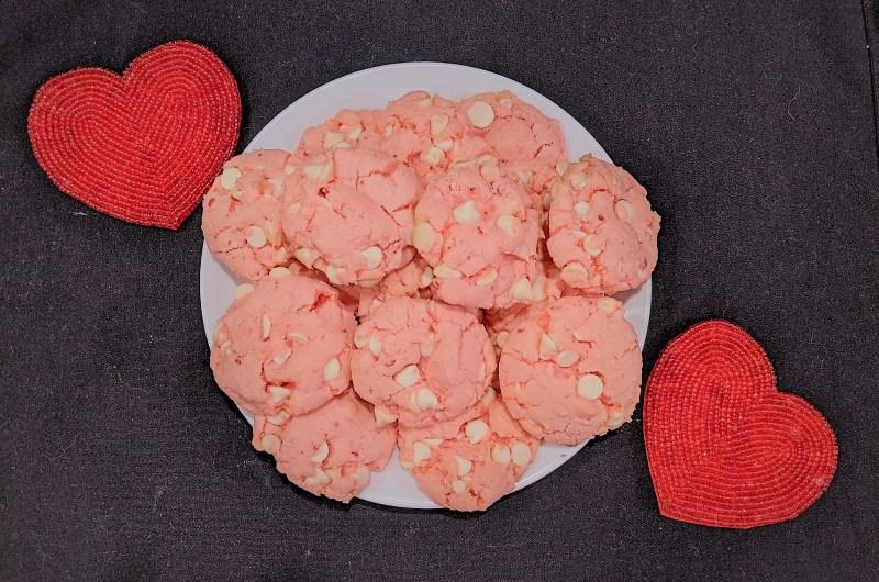 Be-My-Valentine Cookies