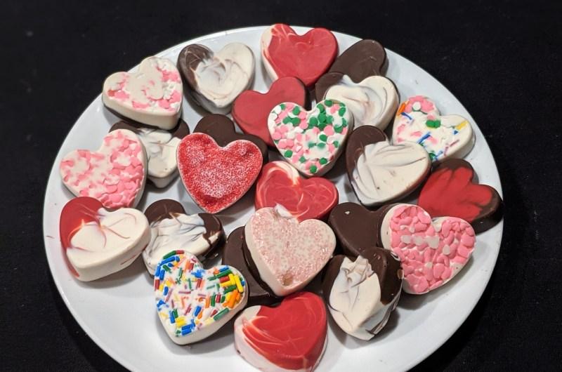 Be Still My Chocolate Heart