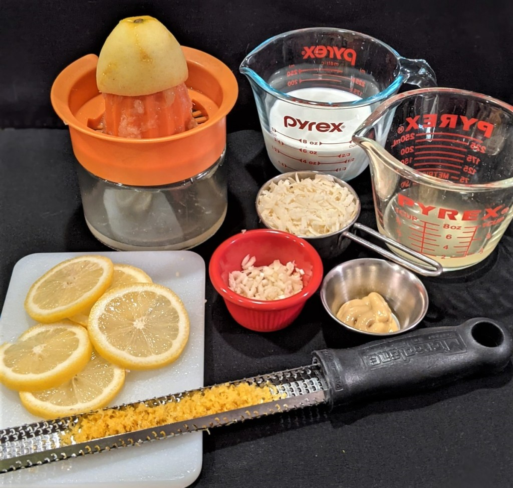 Image of prepped ingredients