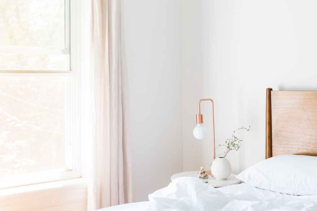 apartment bed bedroom comfort