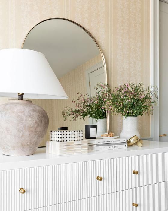 5 Quick Ways to Make your Dresser Top Look Fancy