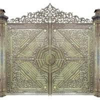 Hình ảnh mẫu cửa cổng đẹp